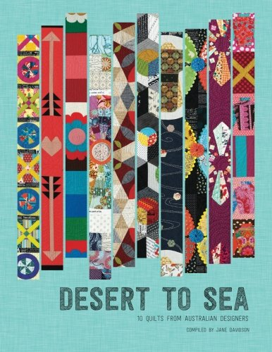 My Ric Rac Razzamatazz quilt is one of the 10 down under wonder quilts in Desert to Sea.
