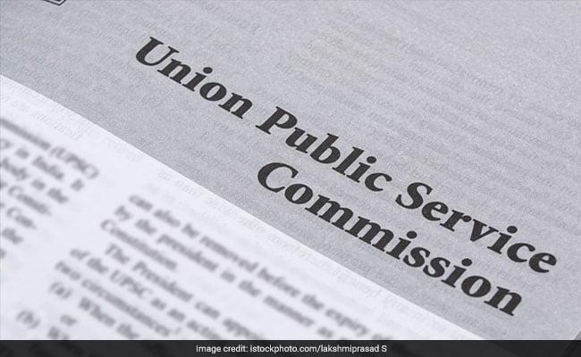 UPSC Indian Economic Services Exam 2020