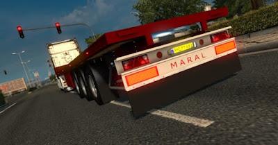 Maral Trailer - ETS2 V1.31