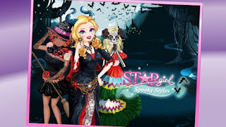 Star Girl: Spooky Styles Apk v3.13 (Mod Money)