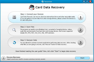Card Data Recovery 4.5 serial