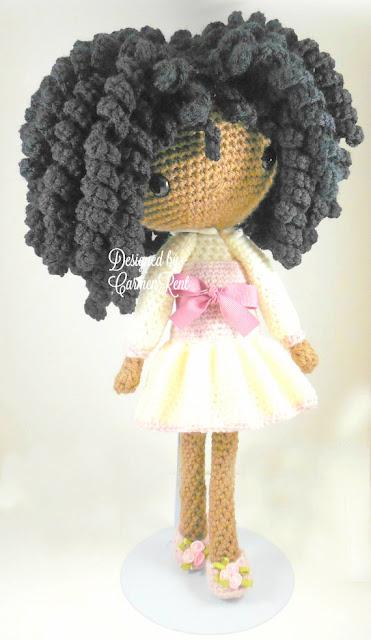 Crochet Pattern Designer CARMEN RENT