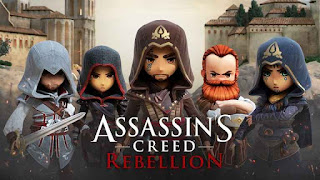 Download Assassin's Creed: Rebellion (MOD, Free Shopping)