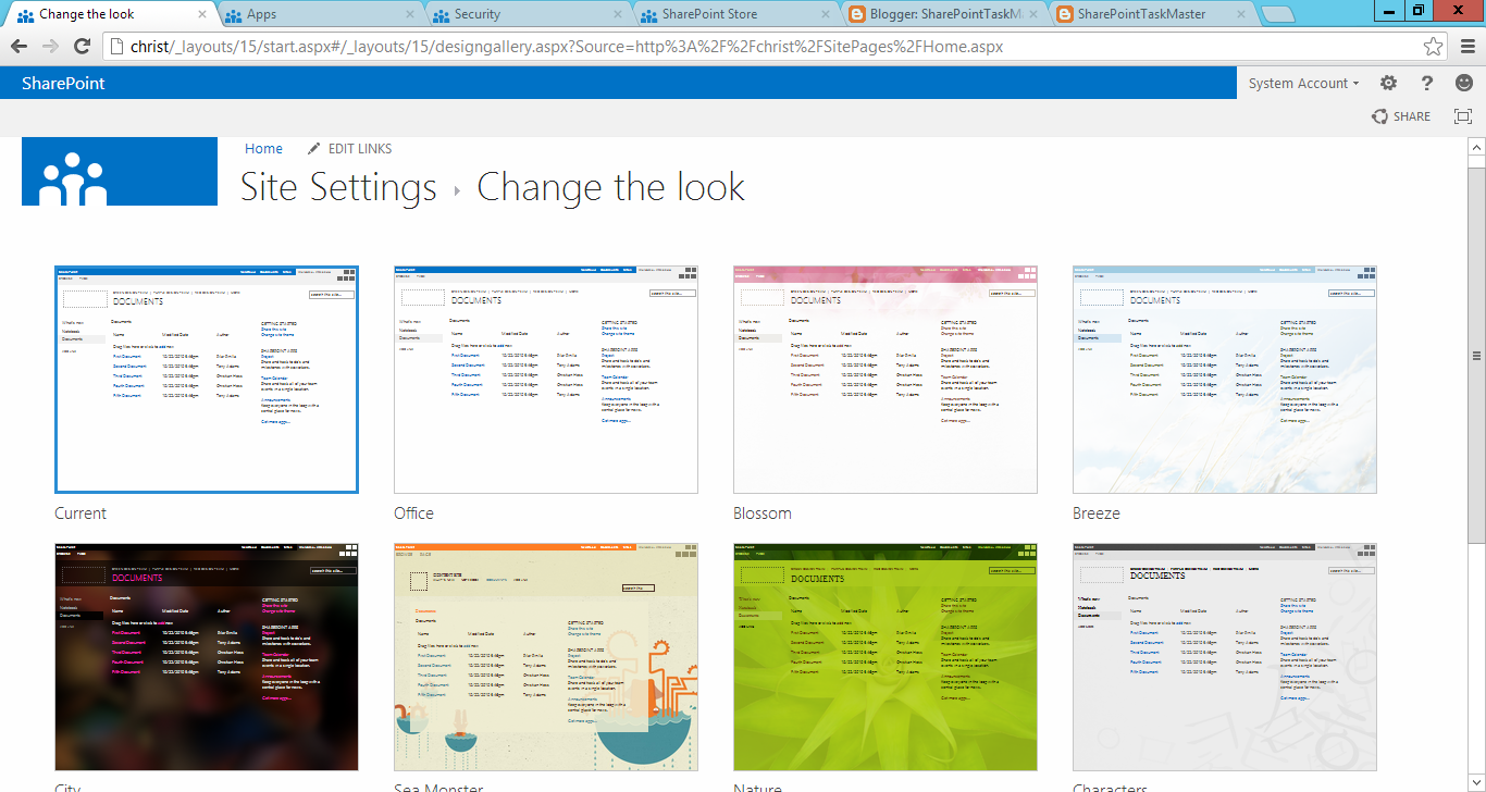 sharepoint 2013 site templates free - sharepoint 2013 foundation preview steps by steps setup