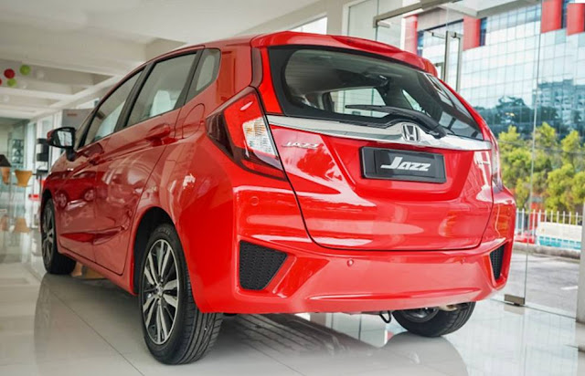 2019 Honda Jazz Rendered