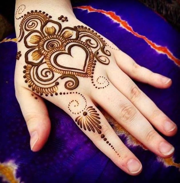 Arabic Mehndi Designs 2018 – Give your Hands a Surprising Arabic Hinna Mehndi Design