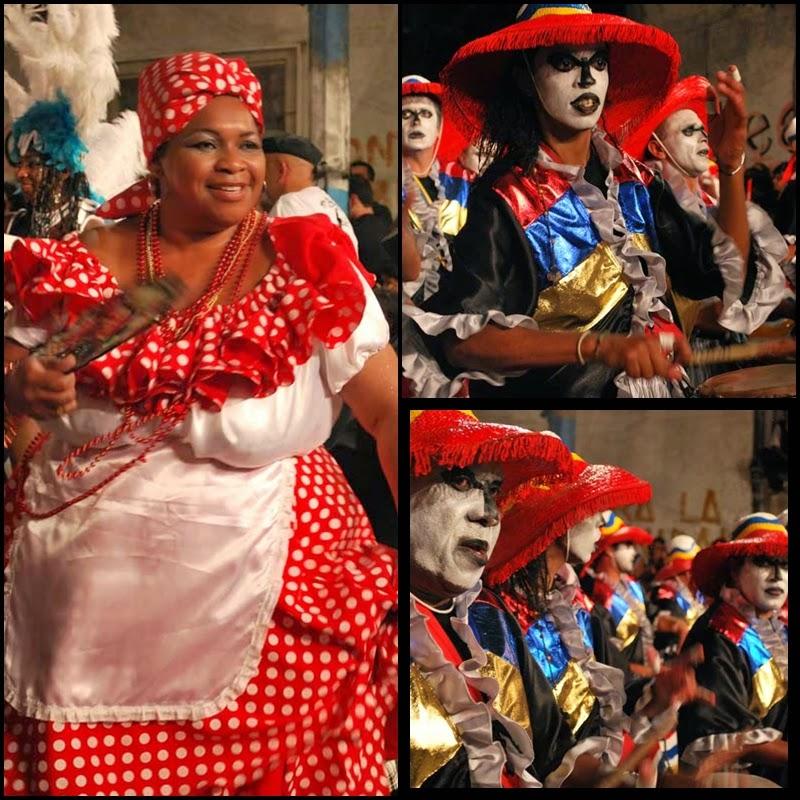 Carnaval. Desfile de Llamadas, La Magia. 2010.