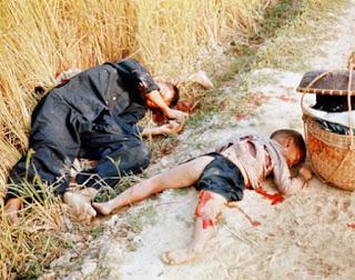 Thảm sát Mỹ Lai 50 năm trước