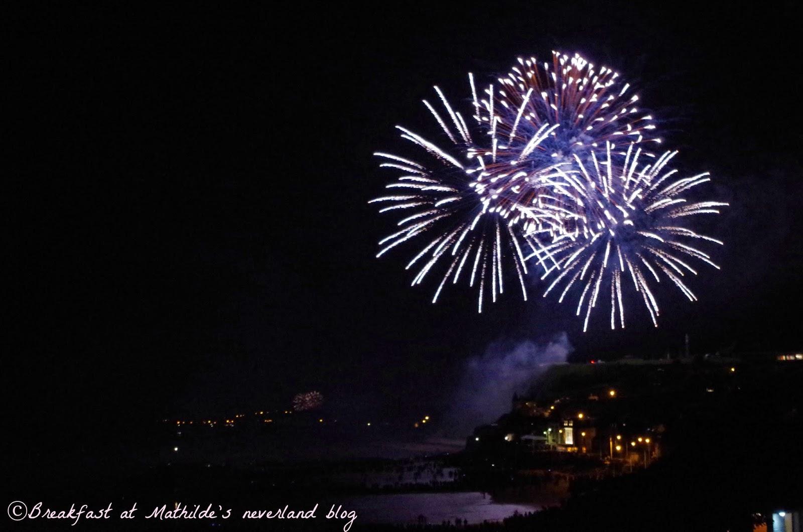 70 th anniversary DDAY Firework