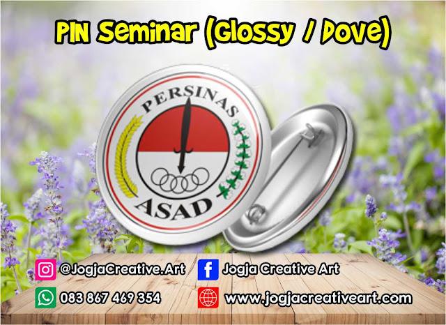 Paket Seminar Kit Murah PIN Peniti