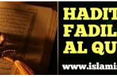 Hadits Shahih Tentang Fadhilah 16 Surat Yang Ada Dalam Al-Qur'an