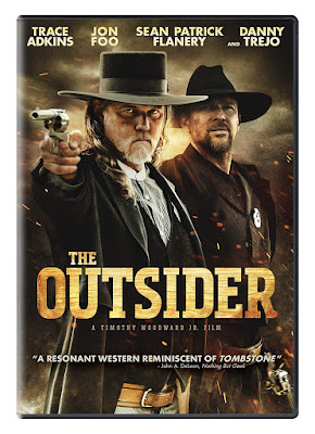 The Outsider 2019 Dvd