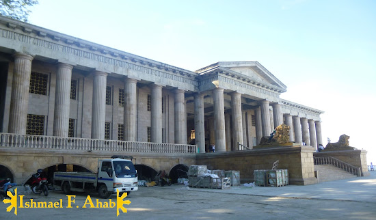 Roman-style Temple of Leah in Cebu City