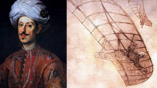 Kita Umat Islam Wajib Tahu, Penemu Pesawat Terbang Pertama adalah Ibnu Firnas