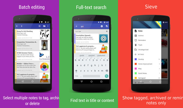Aplikasi Catatan Note Android Terbaik