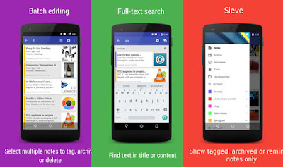 Omni Note Aplikasi Note Terbaik Android