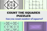 Can you count number of squares?
