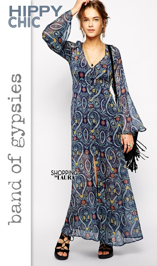 Robe hippie chic 2014