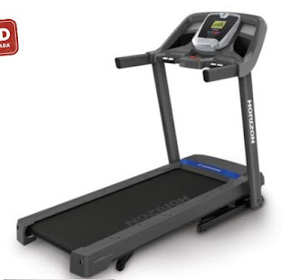 Horizon CT5.4 Treadmill Review and Prices