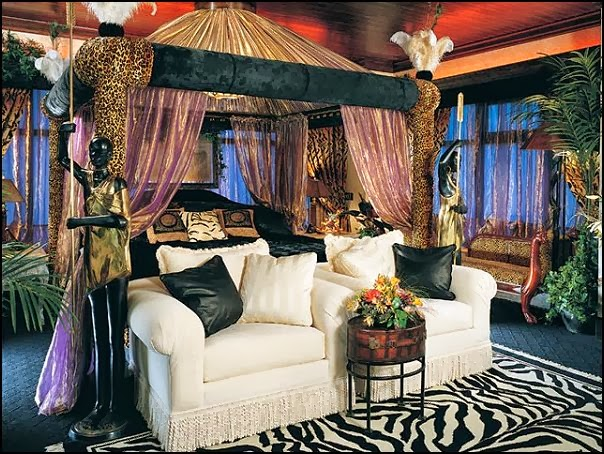 Animal Print Wallpaper For Bedrooms Decorating Theme Bedrooms Maries Manor Jungle Theme