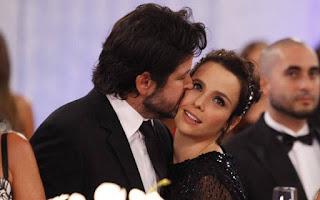 Ator é o pivô da separação de Débora Falabella e Murilo Benício