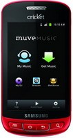 Cricket Samsung Vitality with Muve Music announced