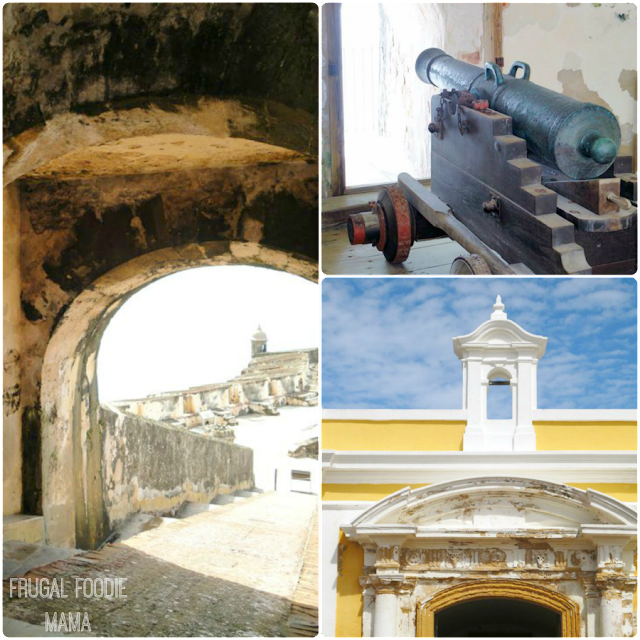 Immerse yourself in history, and visit Castillo San Felipe del Morro while in Old San Juan, Puerto Rico