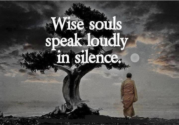 Twin Souls: Silence Is Golden: Purpose of The Silence