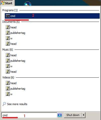 file tiba tiba hilang di laptop