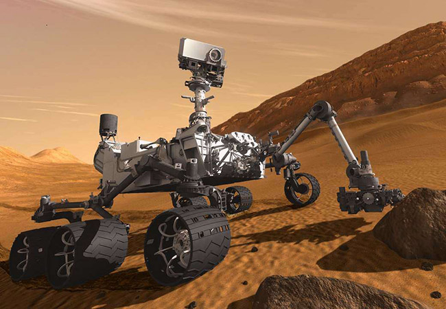 Tinuku NASA plans 45-day to get Mars rover Opportunity back