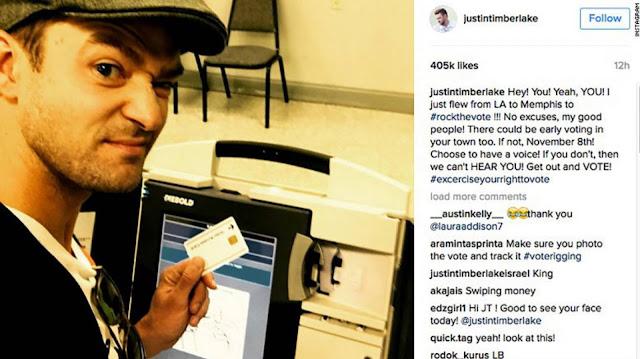 Justin Timberlake podría ir a prisión por culpa de una 'selfie' Foto_0000000120161026155626