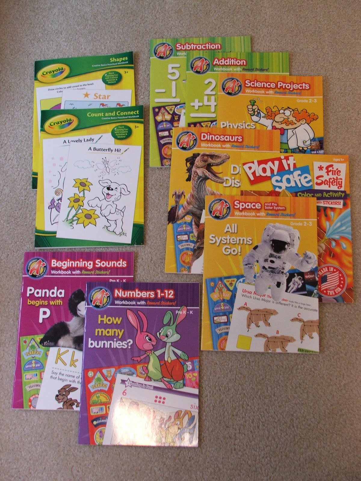 Doodlebug S Homeschool Workbooks For Workbox System And