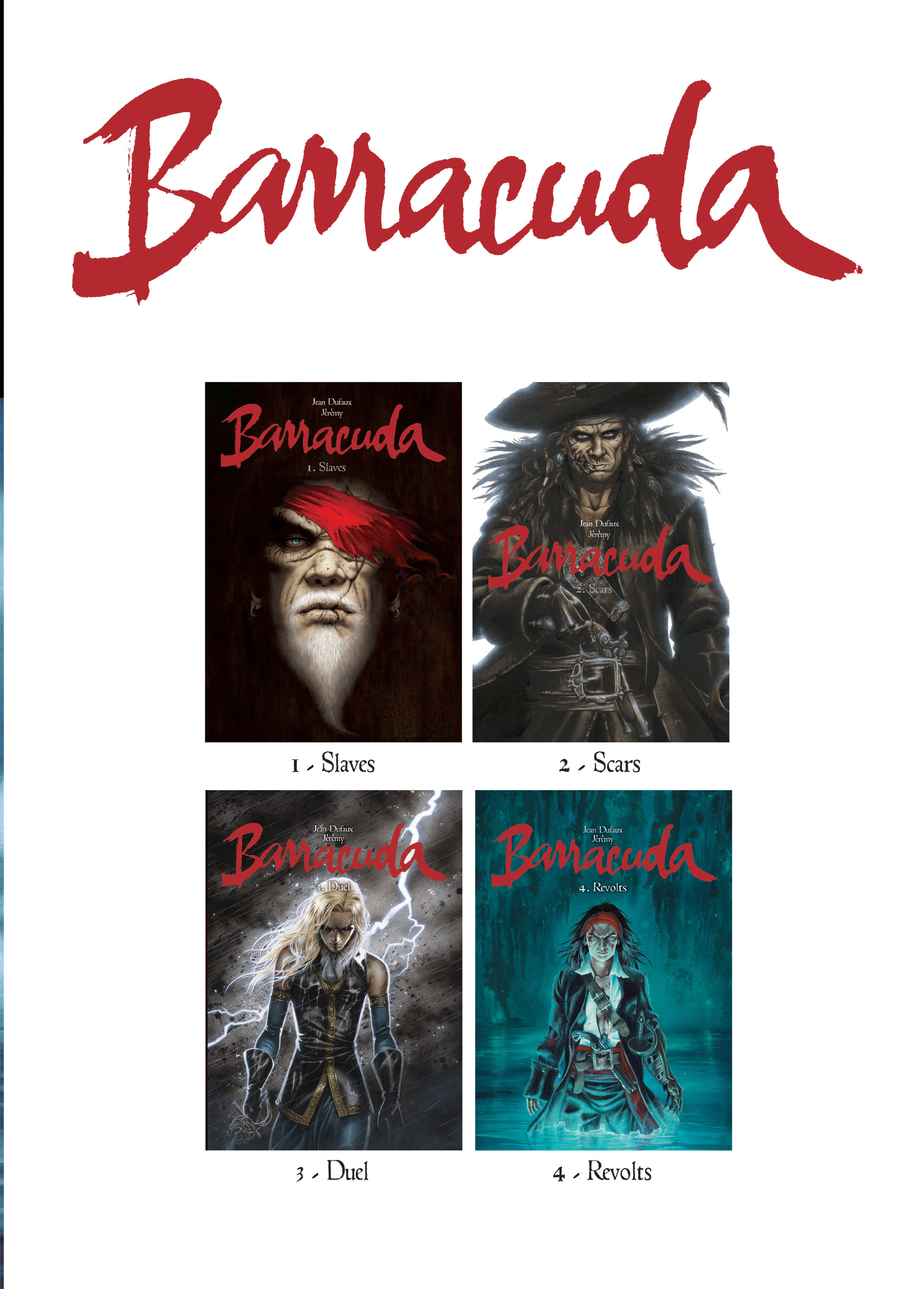 Read online Barracuda comic -  Issue #4 - 60