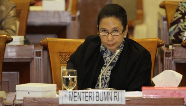Sumber Kegaduhan, KAMMI Tuntut Copot Menteri Rini