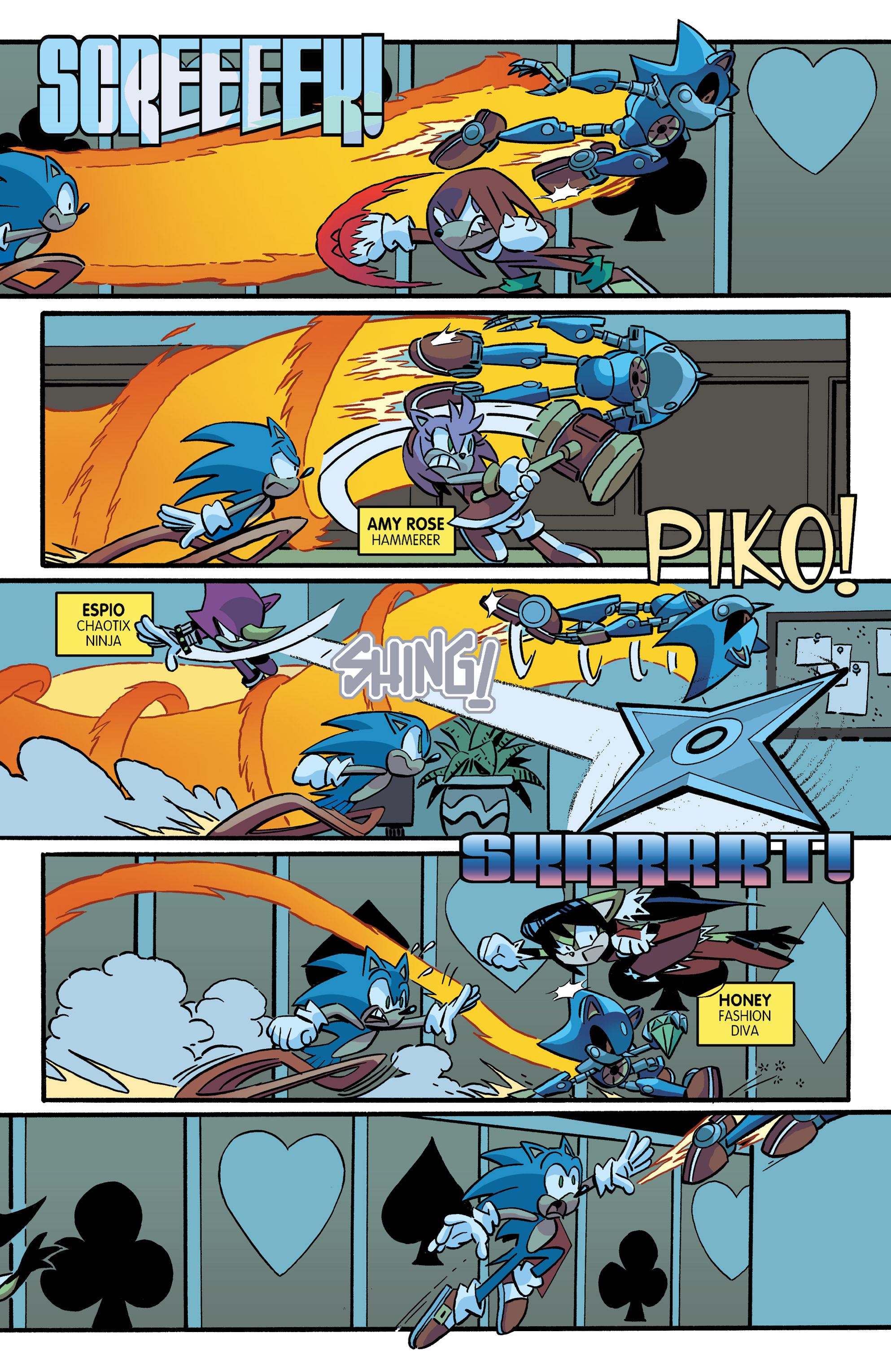 Read online Sonic The Hedgehog comic -  Issue #271 - 14