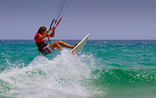 Kiteboarding right way rule #4