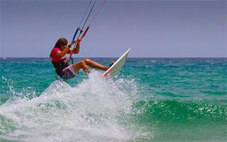 Kiteboarding right way rule #4