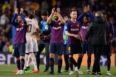 موعد مباراة برشلونة وليفربول ضمن مباريات دوري أبطال أوروبا 2019