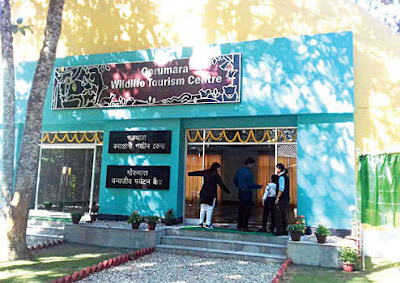 Gorumara wildlife tourism centre opens in Tilabari