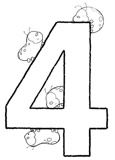 Numero 1 Para Colorear Para 1 1 Para Actividades Con El