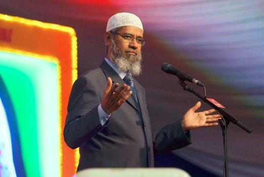 Kerajaan India dijangka dakwa Zakir Naik - Berita Malaysia