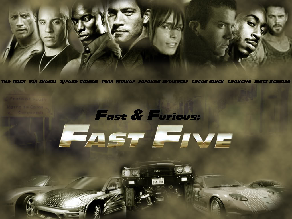 Movie Review And Entertainment News Fast And Furious Fast Five
