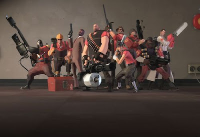 Team fortress 2 personajes