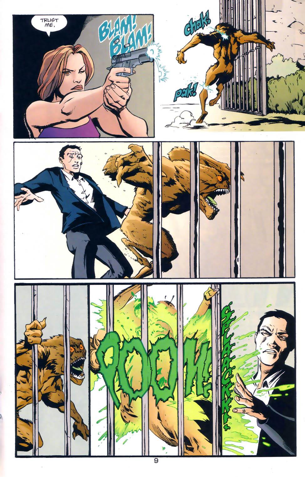 Read online Midnight, Mass comic -  Issue #1 - 10