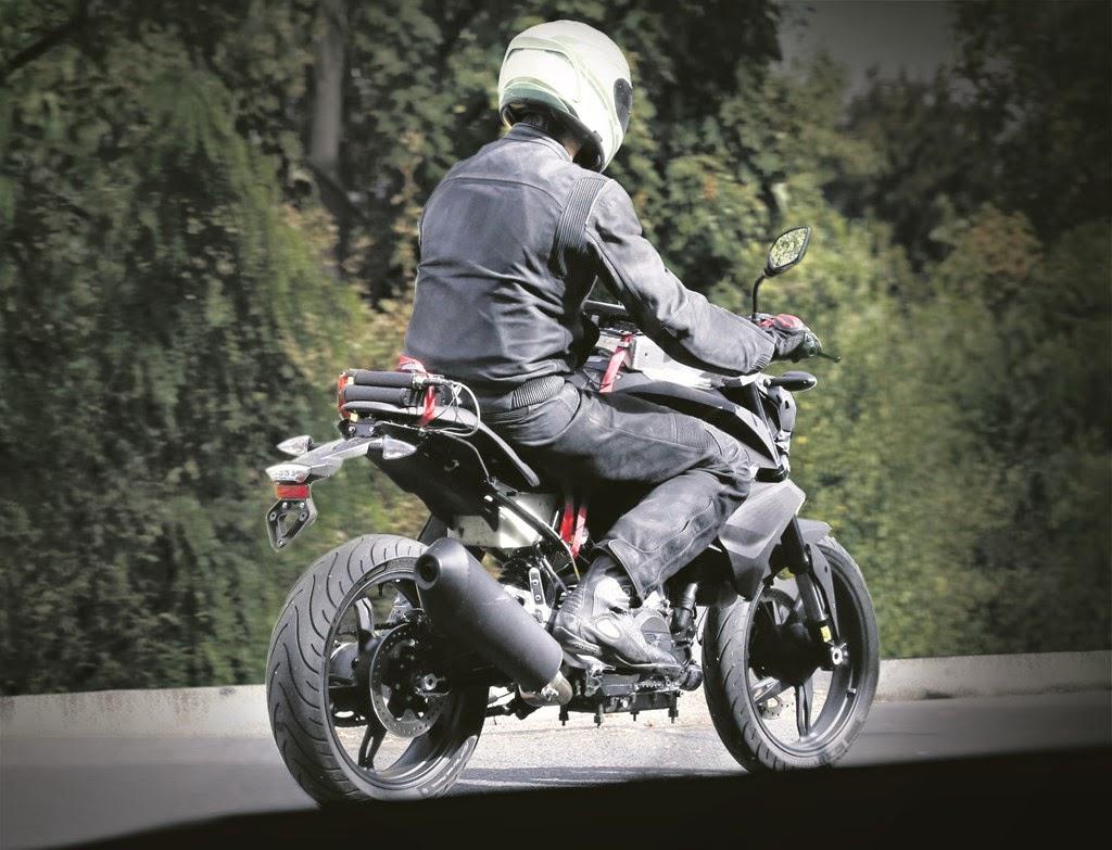 KTM RC 390 | SpritAmplifier