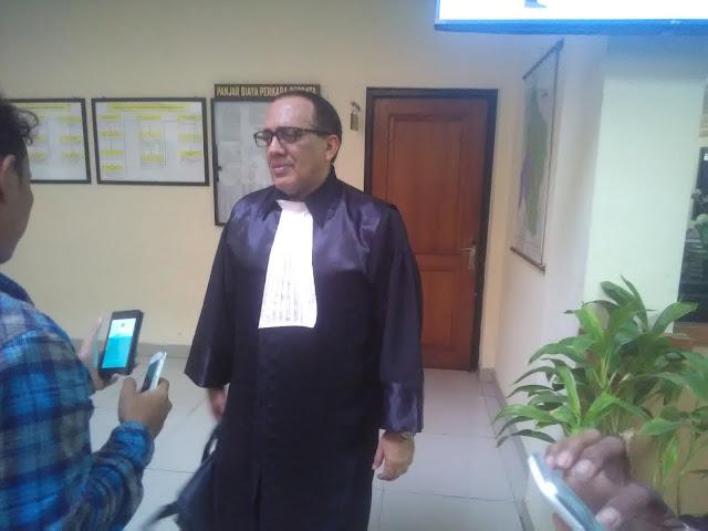 Penasehat Hukum Jasriadi Tokoh yang Dituduh Pimpinan Saracen : Tuduhan Ujaran Kebencian Tak Terbukti Dipersidangan