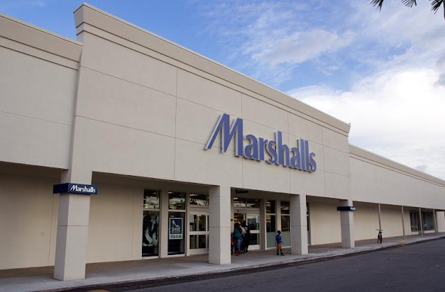 Marshalls em Miami e Orlando