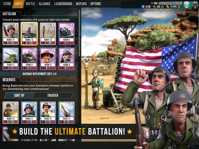 Battle Islands: Commanders APK MOD Unlimited Money