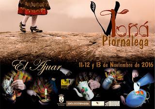 V Toñá Piornalega (11, 12 y 13 de noviembre)