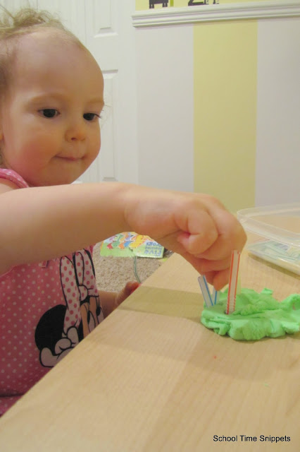 Letter S Toddler Activities